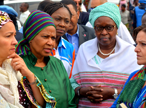 Revitalising the role of women in peace, security and development